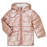 Odjeća Djevojčica Pernate jakne Carrément Beau Y16085 Ružičasta