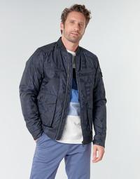 Odjeća Muškarci  Kratke jakne Scotch & Soda JACQUARD BOMBER Blue
