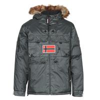 Odjeća Muškarci  Parke Geographical Norway BENCH Siva / Zagasita