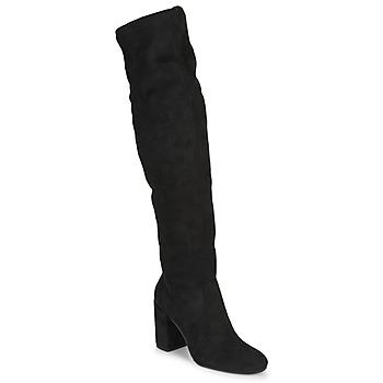 Obuća Žene  Čizme iznad koljena Jonak MILO Crna