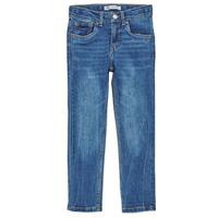Odjeća Dječak  Skinny traperice Levi's 510 SKINNY FIT COZY JEAN Aerosmith