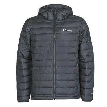 Odjeća Muškarci  Pernate jakne Columbia POWDER LITE HOODED JACKET Crna