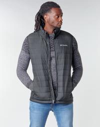 Odjeća Muškarci  Pernate jakne Columbia POWDER LITE VEST Crna