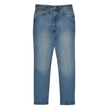 Odjeća Dječak  Slim traperice Jack & Jones JJILIAM Blue