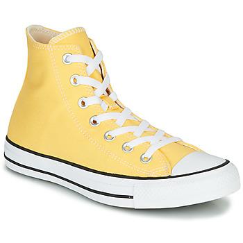 Obuća Visoke tenisice Converse Chuck Taylor All Star - Seasonal Color Žuta