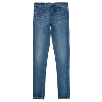 Odjeća Djevojčica Slim traperice Only KONRACHEL Blue