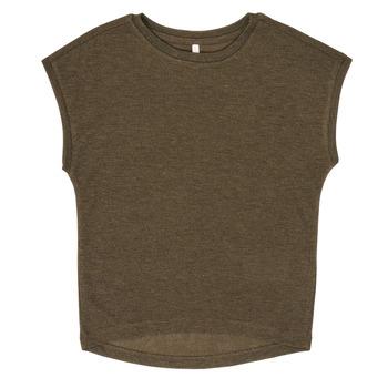 Odjeća Djevojčica Majice kratkih rukava Only KONSILVERY Crna