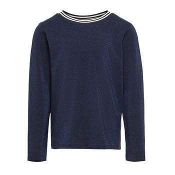 Odjeća Djevojčica Majice dugih rukava Only KONATHEA Blue