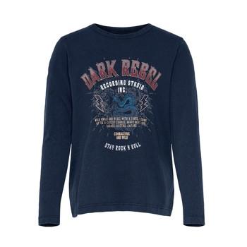 Odjeća Djevojčica Majice kratkih rukava Only KONLUCY LIFE Blue