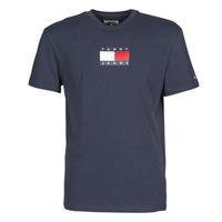 Odjeća Muškarci  Majice kratkih rukava Tommy Jeans TJM SMALL FLAG TEE Blue