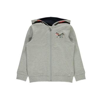 Odjeća Dječak  Sportske majice Name it NKMKANG Siva