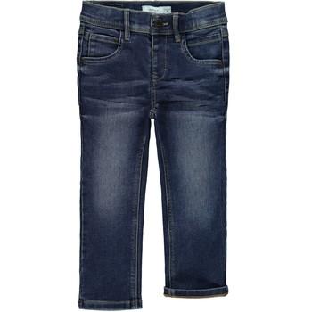 Odjeća Dječak  Slim traperice Name it NMFRANDI Blue