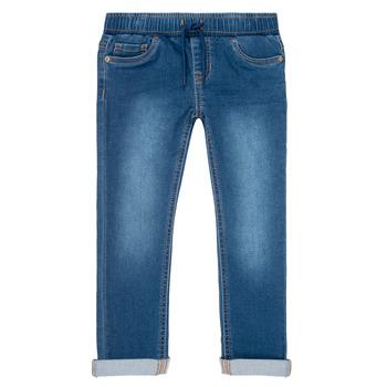 Odjeća Dječak  Slim traperice Name it NMMROBIN Blue