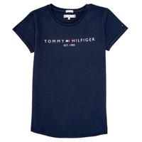 Odjeća Djevojčica Majice kratkih rukava Tommy Hilfiger KG0KG05242-C87 Blue