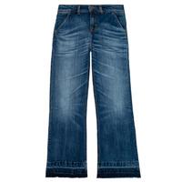 Odjeća Djevojčica Bootcut traperice Tommy Hilfiger KG0KG05199-1BJ Blue