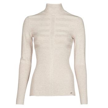 Odjeća Žene  Puloveri Morgan MENTOS Bež