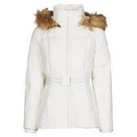 Odjeća Žene  Pernate jakne Morgan GORAL Off / Bijela