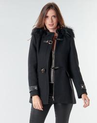Odjeća Žene  Kaputi Morgan GCALIS Crna