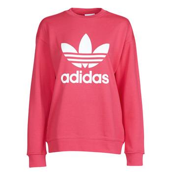 Odjeća Žene  Sportske majice adidas Originals TRF CREW SWEAT Ružičasta