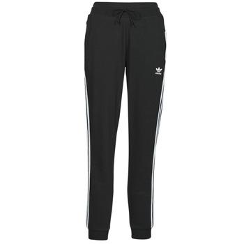 Odjeća Žene  Donji dio trenirke adidas Originals SLIM PANTS Crna