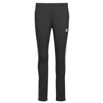 Odjeća Žene  Donji dio trenirke adidas Originals SST PANTS PB Crna