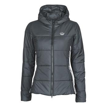Odjeća Žene  Pernate jakne adidas Originals SLIM JACKET Crna