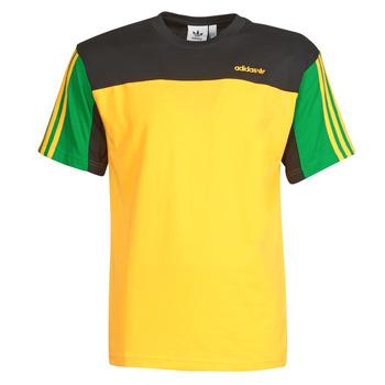 Odjeća Muškarci  Majice kratkih rukava adidas Originals CLASSICS SS TEE Zlatna / Active