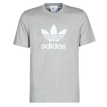 Odjeća Muškarci  Majice kratkih rukava adidas Originals TREFOIL T-SHIRT Ružičasta / Siva