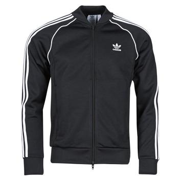 Odjeća Muškarci  Gornji dijelovi trenirke adidas Originals SST TT P BLUE Crna