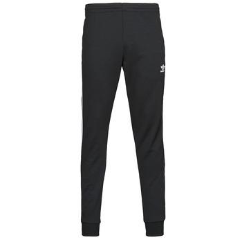 Odjeća Muškarci  Donji dio trenirke adidas Originals SST TP P BLUE Crna