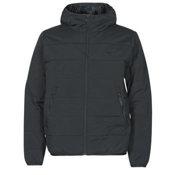 Odjeća Muškarci  Pernate jakne adidas Originals LW ZT TRF HOODY Crna