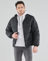 Odjeća Muškarci  Pernate jakne adidas Originals PAD STAND PUFF Crna