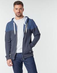 Odjeća Muškarci  Sportske majice Tom Tailor 1021268-10668 Blue