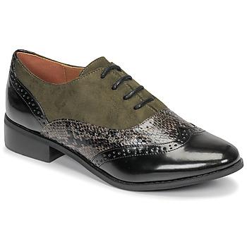 Obuća Žene  Derby cipele Moony Mood NOULIME Kaki