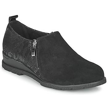 Obuća Žene  Derby cipele Damart 64290 Crna
