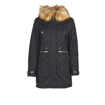 Odjeća Žene  Parke Kaporal LOFTY Crna