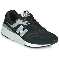Obuća Muškarci  Niske tenisice New Balance 997 Crna / Srebrna