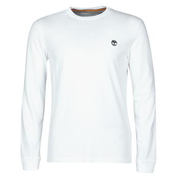 Odjeća Muškarci  Majice dugih rukava Timberland LS Dunstan River Tee Bijela