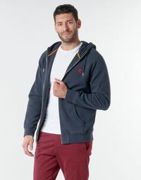 Odjeća Muškarci  Sportske majice Timberland E-R Basic Reg Zip Blue