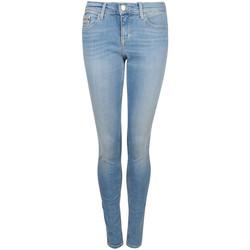 Odjeća Žene  Skinny traperice Calvin Klein Jeans  Blue