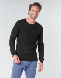 Odjeća Muškarci  Puloveri Teddy Smith POKI Crna