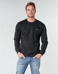 Odjeća Muškarci  Sportske majice Teddy Smith S-NARK RC Crna
