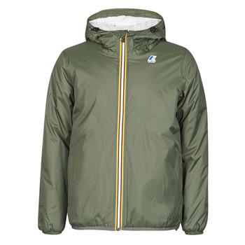 Odjeća Muškarci  Kratke jakne K-Way LE VRAI 3.0 CLAUDE ORSETTO Kaki