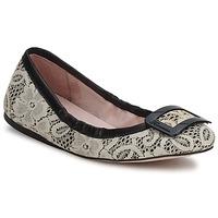 Obuća Žene  Balerinke i Mary Jane cipele Fornarina LYZA Crna / Látka / Wo's / Shoe