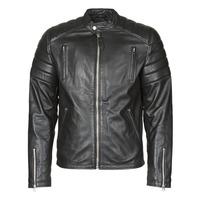 Odjeća Muškarci  Kožne i sintetičke jakne Schott LC FUEL Crna