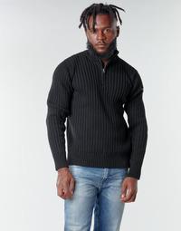 Odjeća Muškarci  Puloveri Schott PLECORAGE2 Crna