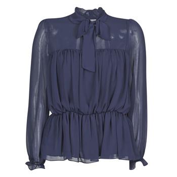 Odjeća Žene  Topovi i bluze Naf Naf HAZUL C1 Blue