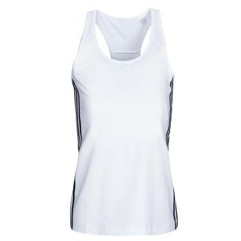 Odjeća Žene  Majice s naramenicama i majice bez rukava adidas Performance W D2M 3S TANK Bijela