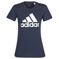 Odjeća Žene  Majice kratkih rukava adidas Performance W BOS CO TEE Blue