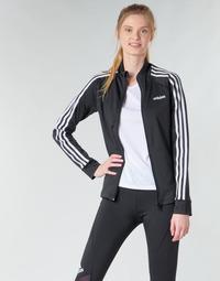 Odjeća Žene  Gornji dijelovi trenirke adidas Performance W D2M 3S TT Crna